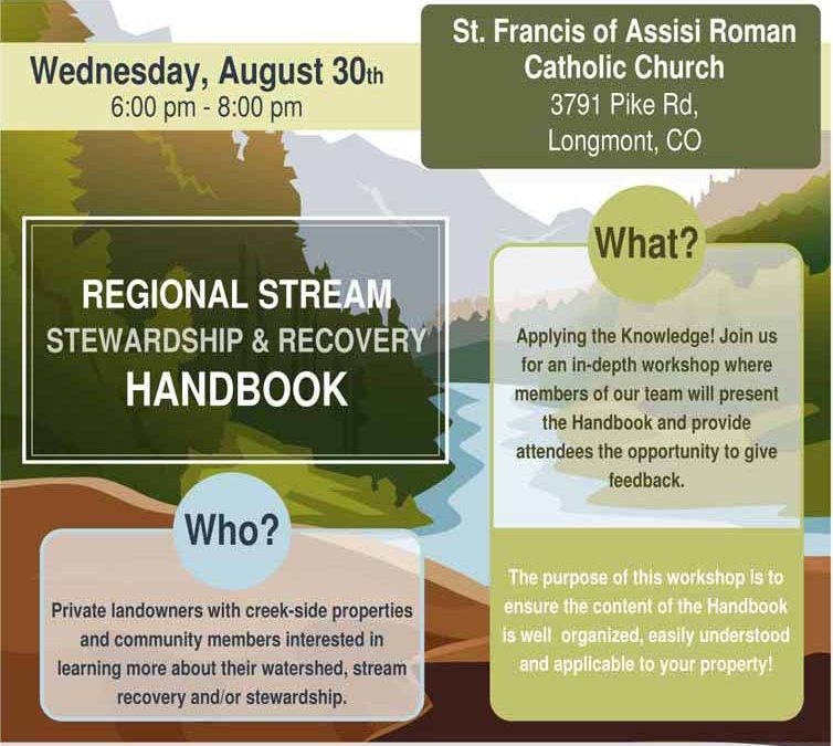 Stream Stewardship Handbook Workshop #3