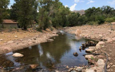 Colorado Public Radio Recognizes Left Hand Creek Restoration