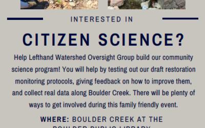 Citizen Science Workshop